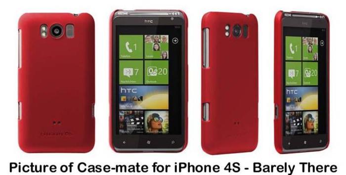 WTS : ACCESSORIES FOR HTC TITAN