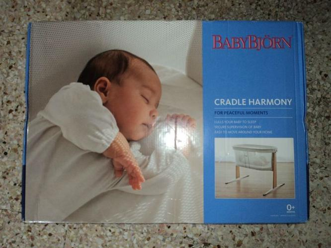 34e9b70cb2a WTS Baby Bjorn Harmony Cradle for Sale in Beach Road
