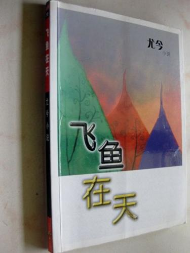 WTS Chinese Fiction Book(二手)飞鱼在天