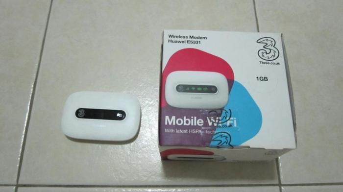 WTS Huawei E5331 Mobile Wifi