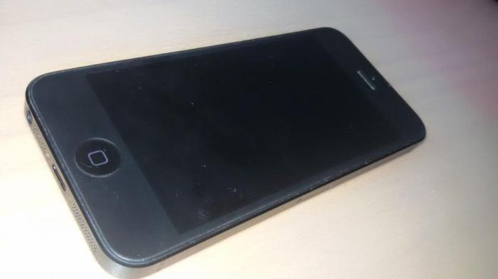 WTS iPhone 5 32GB Black