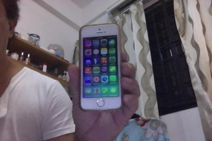 WTS Iphone 5S 32 Gb GOLD .
