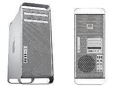 WTS Mac Pro Quad Core 2.66 Ghz year 2009