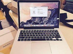 WTS Macbook Pro Retina 13in 2.5 Core i5