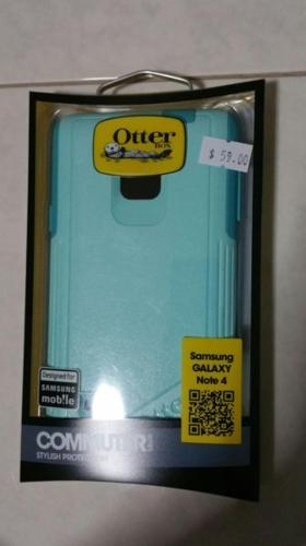 WTS Otter Box for Note 4.