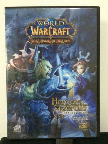 WTS : World of Warcraft Trading Card Game