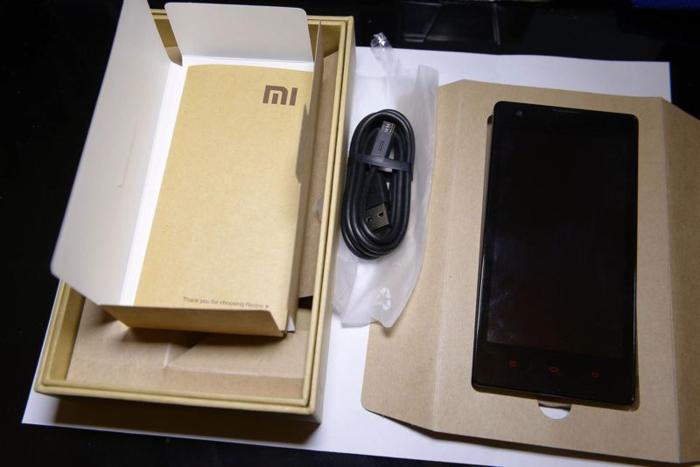 wts xiaomi hongmi 1 black color for $135 cheap!