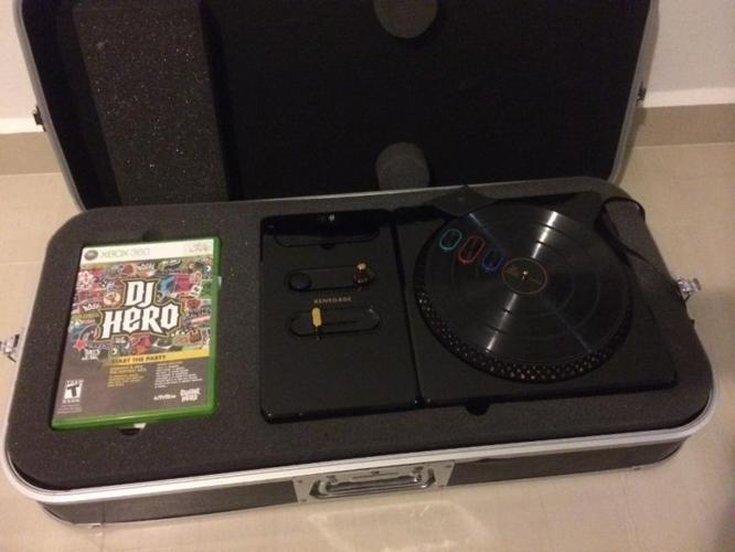 Xbox dj console