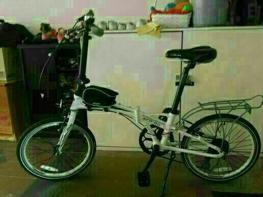 xds foldable bicycle