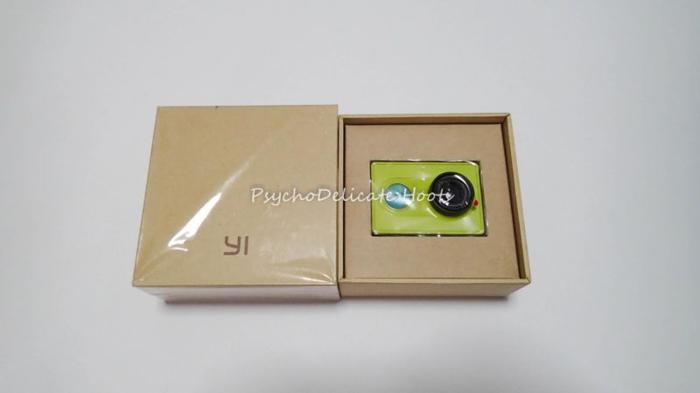 Xiao Mi Yi Sport Camera not Gopro/SJ4000?SJCAM
