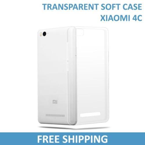 Xiaomi 4c Transparent Case / Cover