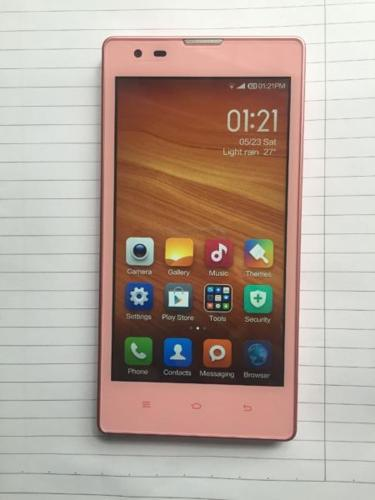 Xiaomi Redmi (HongMi) 1S - latest model; Pink