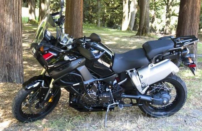 XT 1200Z Super Tenere Black 2011 Low Kms