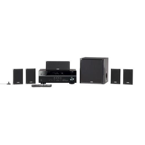 YAMAHA 5.1 HOME THEATRE -- IMPORTED FROM USA - USED FOR