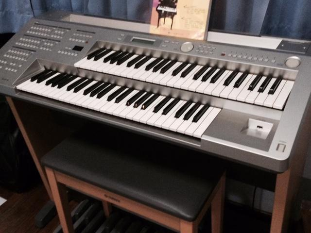 Yamaha Electone STAGEA ELB-01