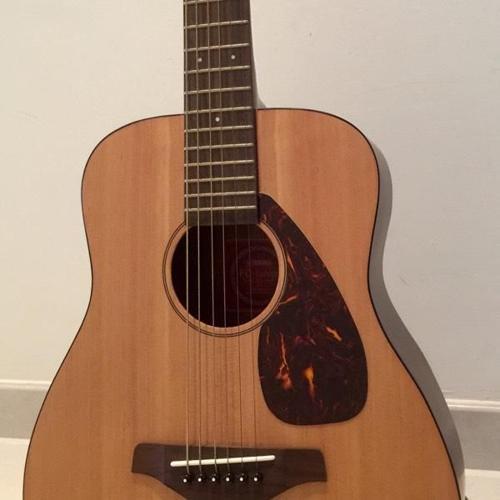Yamaha Junior Acoustic Guitar