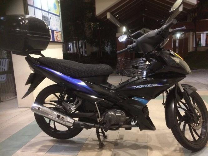 Yamaha MotorBike Serviced Like a New - Clutch Free bike for Cheapest