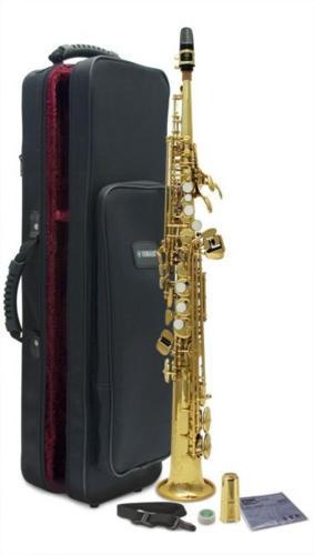 Yamaha Soprano Saxophone YSS 475II