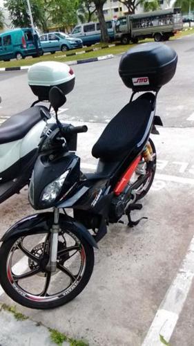 Yamaha supreme x-1 for sale Coe end 5 May 2015 .