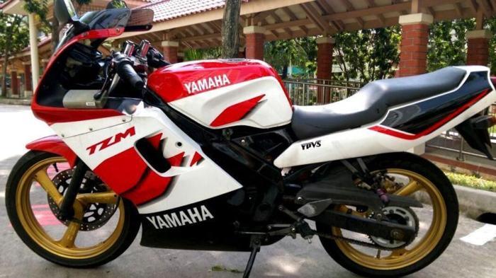 Yamaha tzm 150 powerful 2 stroke sports bike for sale in for Yamaha 150 2 stroke