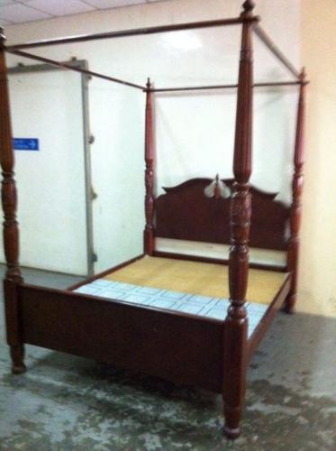 Yan Ads Queen Size Teak Wood Bed Frame For Sale In Pandan