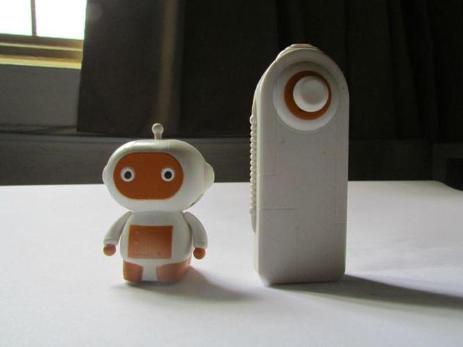 Zibits Radio Control Mini Robot - Dinc