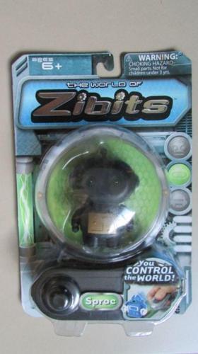 Zibits - Radio Control Robot (Sproc)