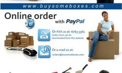 We supply Carton Boxes and Packing Supplies in Singapore. Come look at our range of products:  Website: http://www.stowzone.com/singapore/index.html Online Store: http://www.buysomeboxes.com