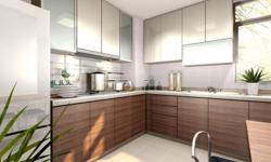 Custom-made direct factory price offers !!! Kitchen Cabinet 20ft - $1800 Only Wardrobe 4ft - $860 Only BTO whole house carpentary package. Call Now @ 90837717 Danny