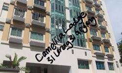 Camellia Lodge 31 Lorong 31 Geylang 388030 ~ NO OWNER ~ 0.43km to ALJUNIED MRT ~Furnished with Aircon. Have wifi. ~ $1200/2. ~ Avail 7 May. (Any) Please call Nicole @ 9457 6350 for viewing.