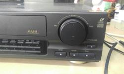 Panasonic LX-101EN Multi Laser Disc Player @ $80 Please bring your own Laser disc for self test. Item is selling as it is. Price is stated as per piece.(Each) Delivery is NOT included. Self collect only. Items are selling as it is with unknown condition