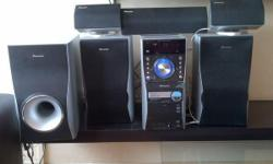 Pioneer home theatre for sale as it is rarely used. Specifications can be found here: http://pioneer.vn/data/sg/pdf/07_system_pac.pdf pls. call or sms to tel. 90176092