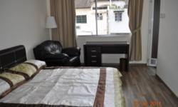 Short Term Fully Furnished Studio Apartment For Rent Singapore - Unit # 03-05 at S$2700 per month.   Newly renovated and furnished studio apartment is conveniently located across Marine Parade National Library and near the Parkway Parade