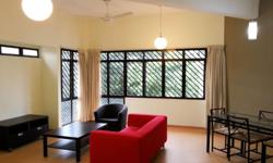 NEW LISTING Immediate, fully furnished, fully air-con Well-maintained, nice quiet environment 3 bedroom apartment and 2 bathrooms Only tenants with teaching qualification will be considered ! Singapore Poly/Ngee Ann Poly Lecturers most welcome as well as
