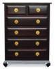 Teak Furniture Singapore 6 Chest of Drawer Dresser Commode Cabin