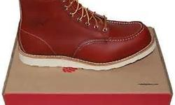 100% authentic red wings. Having great promo now at 2