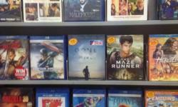 DVDS to choose on war/romance/action