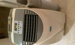 Rarely used UK Brand Portable Airconditioner 12000 BTU