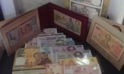 -total pieces of commorative banknote there are 20