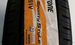4pc of Brand new Bridgestone MY-02 tyres Size : 195/65