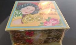1960s' Beauty Face Powder 60s' Ladies Beauty Powder,