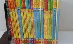 19 Assorted Geronimo Stilton and Thea Stilton Books for