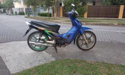 Honda NF125MD Wave125 Engine Capacity: 125 cc Year Of