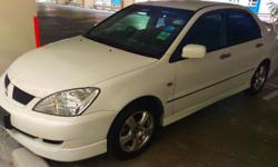 2 Units of Mitsubishi Lancer 1.6A for rent @ $55