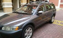 2006 October Volvo V70 XC2.5L Station wagon, well