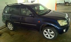 2007 Chery T11 SUV for quick deal Original Registration