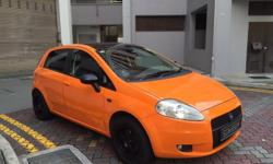 A well maintained 2007 Fiat Grande Punto for sale, all