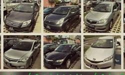 Honda Stream and other Saloon Cars for rent. Call
