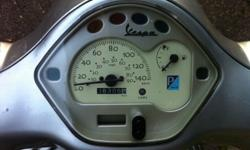 Vespa LX150 manufactured 2008, COE up to Aug 2018, good