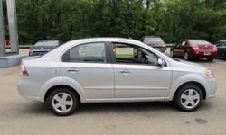 Chevrolet Aveo 1.4L MT Good condition Silver Color Low